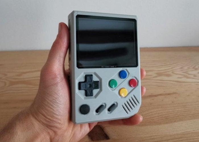RetroStone 2 retro handheld console