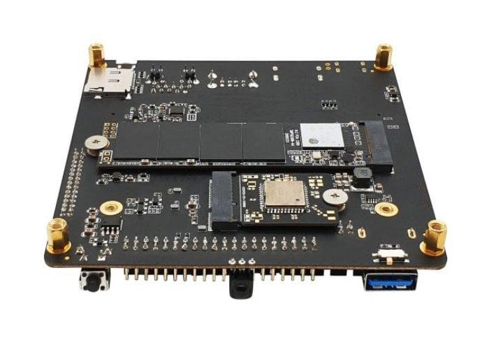 Rock Pi N10 RK3399PRO mini PC-1