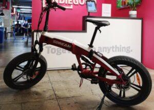 SDREAM Ur electric folding bike