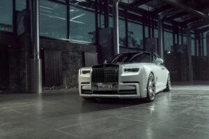 Spofec Rolls Royce Phantom