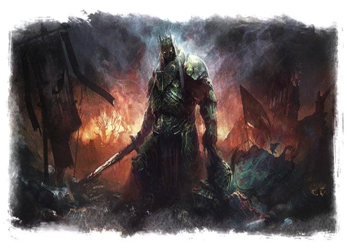 Tainted Grail digital RPG game