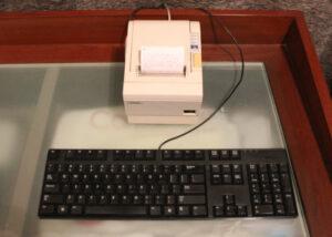 Thermal typewriter