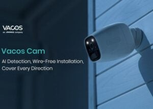 Vacos wireless home security camera