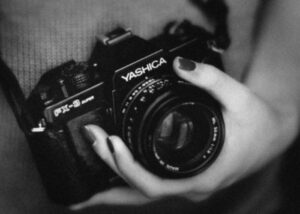 YASHICA absolute film camera