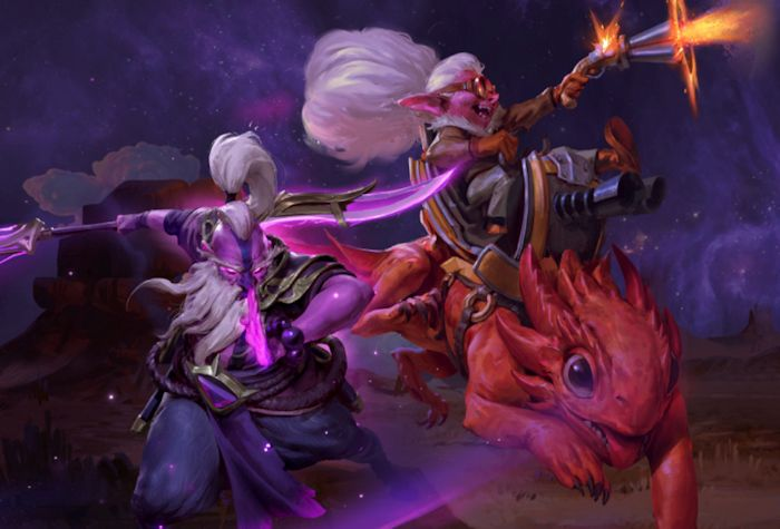 Dota 2 The Outlanders IS A Huge Update