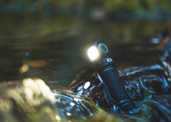 indestructible rechargeable flashlight