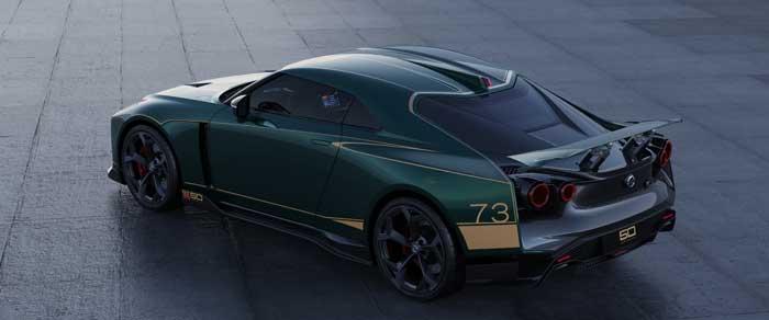 Million-dollar Nissan GT-R50 by Italdesign still available to order