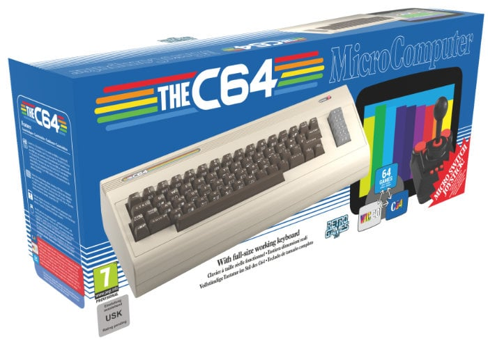 new Commodore 64