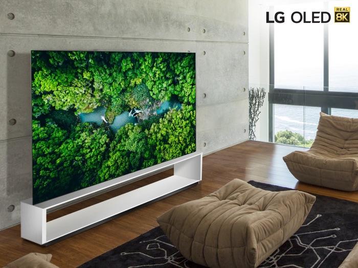 2020 LG 8K TVs
