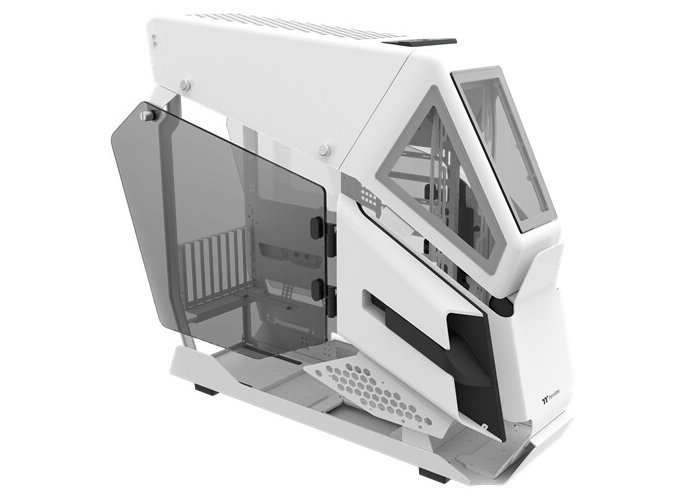 AH T600 Full-Tower open frame chassis