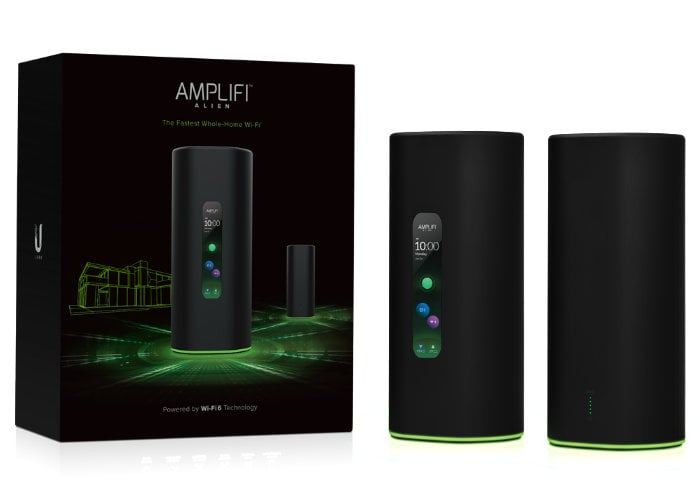 AmpliFi Alien Router and MeshPoint