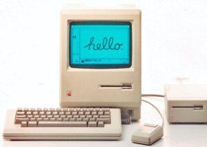 Apple Mac old