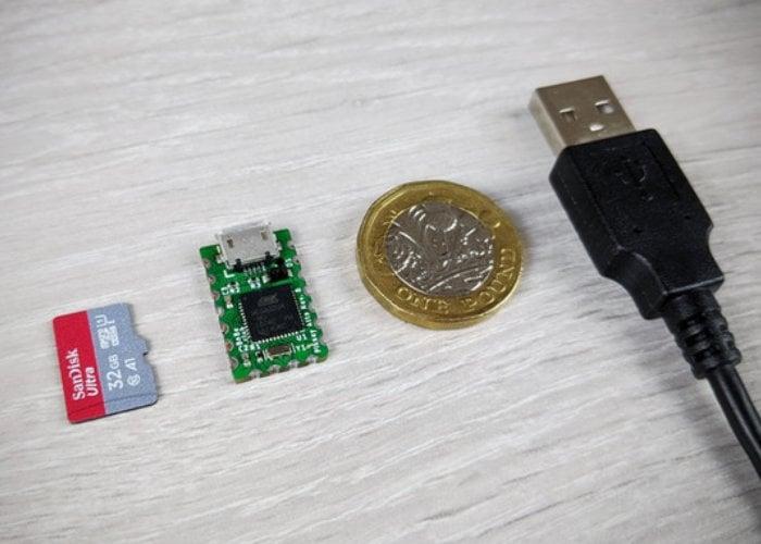 Atto tiny Arduino USB development board