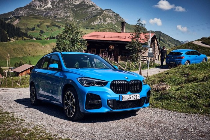 BMW X1 xDrive25e and BMW X2 xDrive25 plug in hybrids announced
