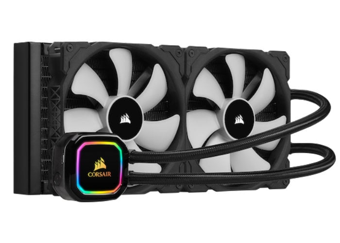 Corsair iCUE RGB Pro XT Liquid CPU cooler