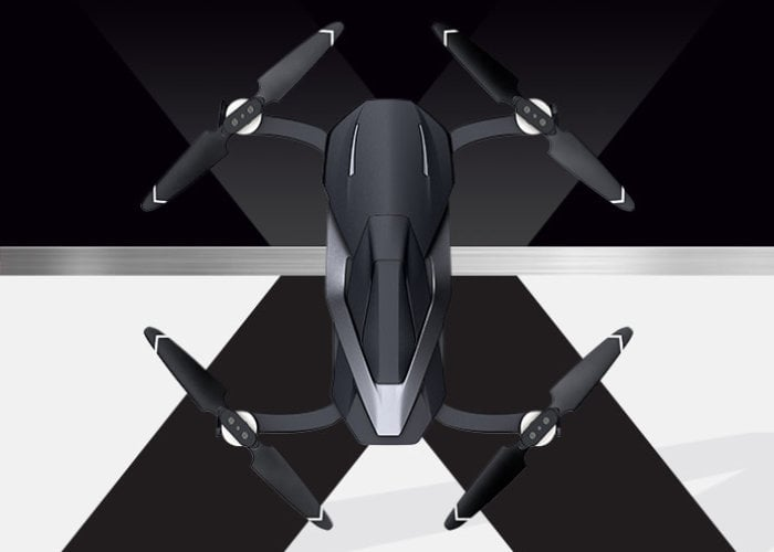 DIVA 4K Camera Drone