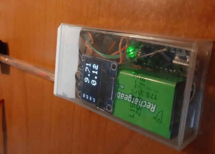 DIY magnetometer