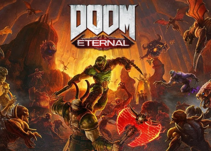 DOOM Eternal game