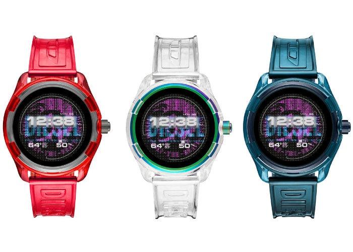Diesel On Fadelight Wear OS smartwatch