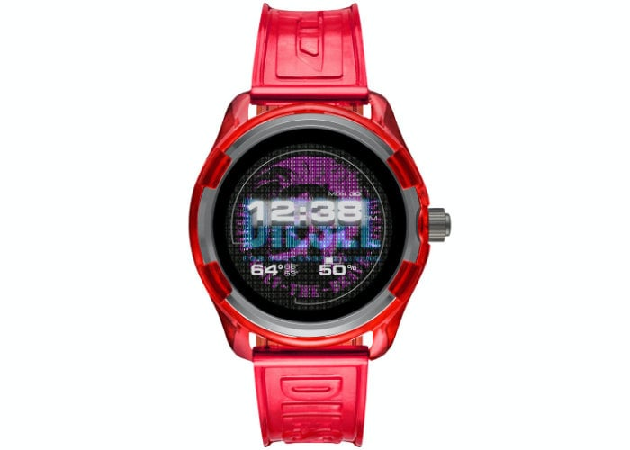 Diesel Wear OS smartwatch