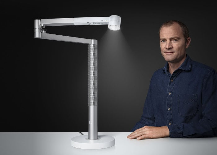 Dyson Lightcycle Morph desk light