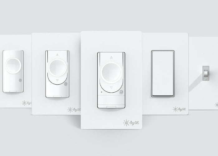 Ge C Wired And Wireless Smart Switches