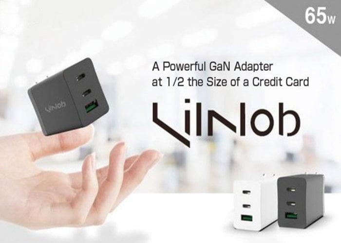LilNob 65w GaN adapter $40