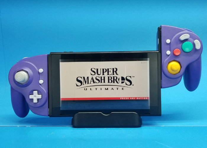 Awesome GameCube Joy-Cons created by modder