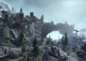 Greymoor and Dark Heart of Skyrim