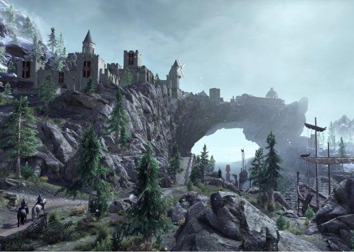 Greymoor and Dark Heart of Skyrim