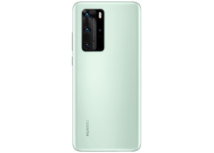 Here is another leaked Huawei P40 Pro press render