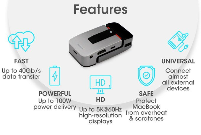 JoyDuo USB-C Hub