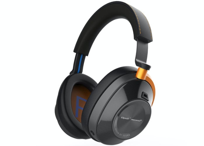 Klipsch noise-cancelling headphones