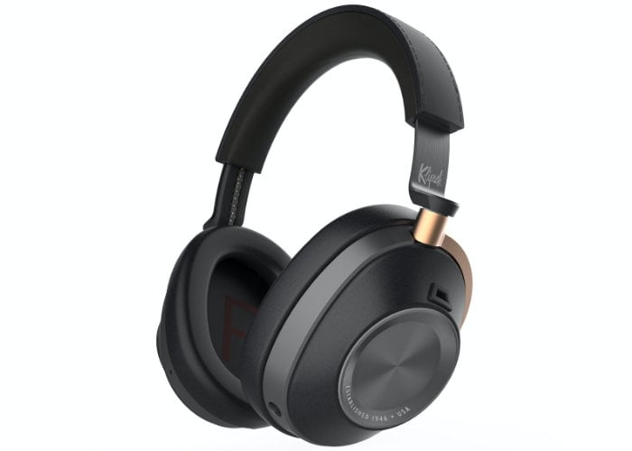 New Klipsch noise-cancelling headphones