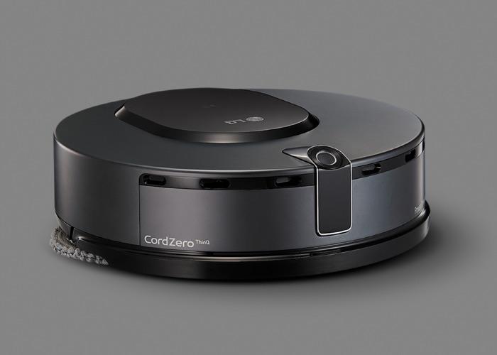 LG CordZero Robotic Mop