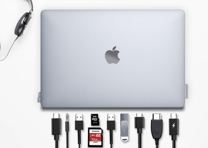 MacBook USB-C Hub-3
