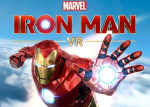 Iron Man VR game