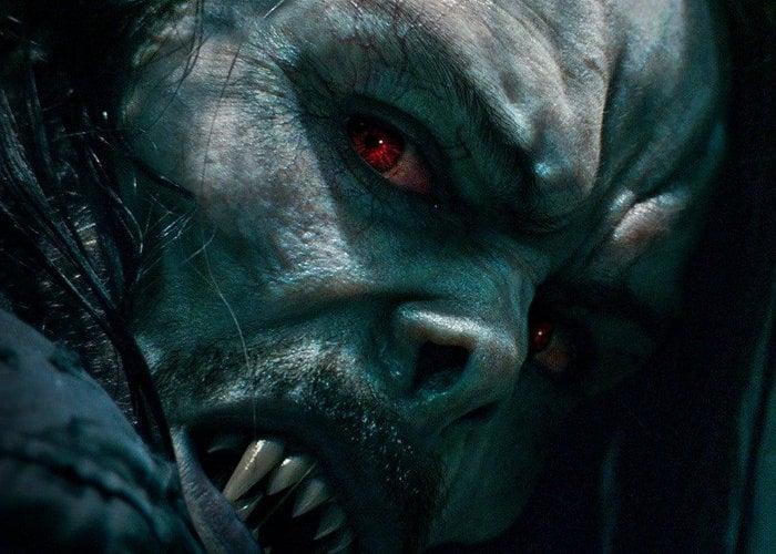 Marvel Morbius movie