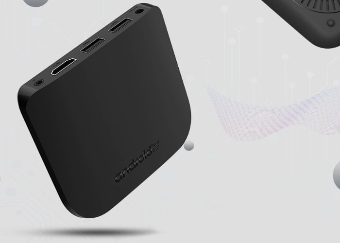 Mecool M8S Plus mini PC