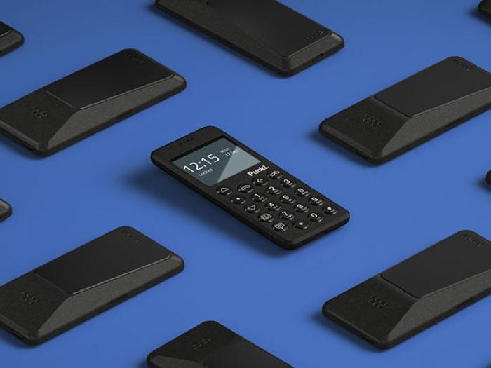 Minimalist 4G Mobile Phone