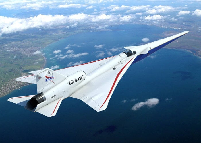 NASA X-59 supersonic jet prepares for final assembly
