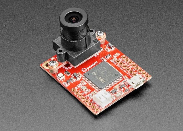 OpenMV Cam H7 camera for MicroPython embedded vision and machine learning projects