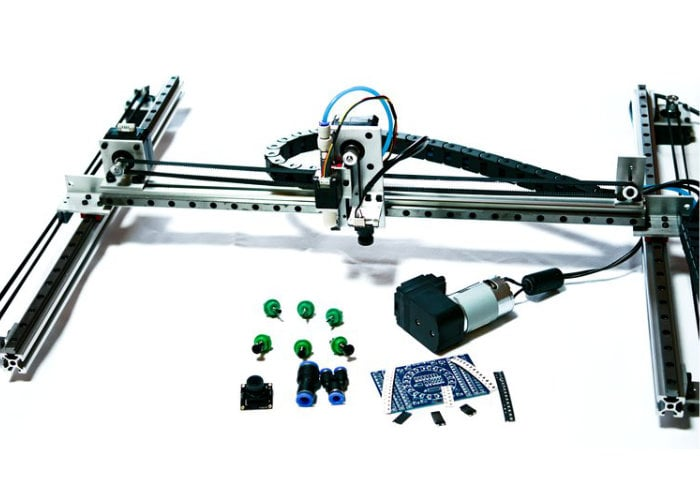 PCB assembly machine