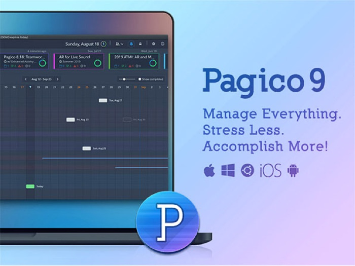 Save 50% on the Pagico 9: Task & Data Management Software - Geeky Gadgets
