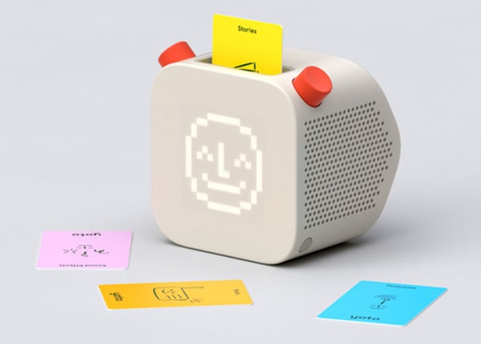 Pentagram smart speaker