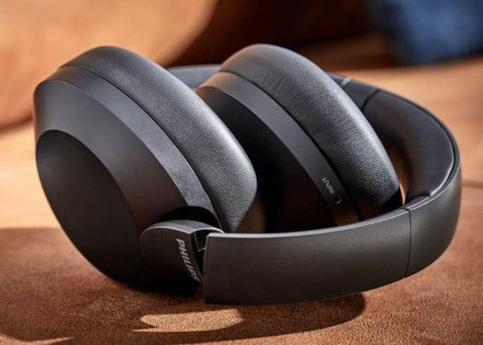 Philips active noise canceling headphones