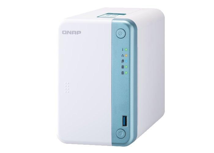 QNAP TS-251D NAS powered by Intel Dual-Core CPU