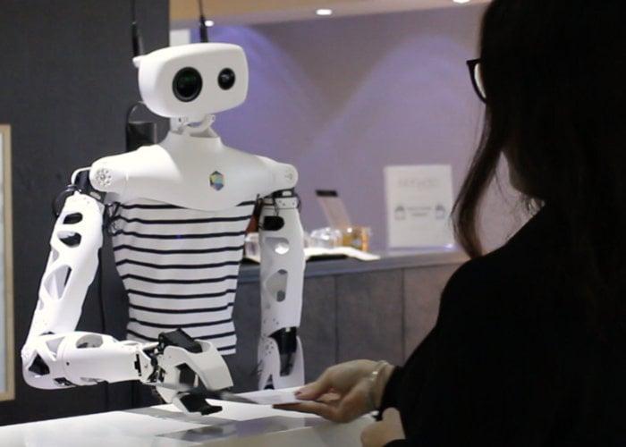 Reachy open source robot