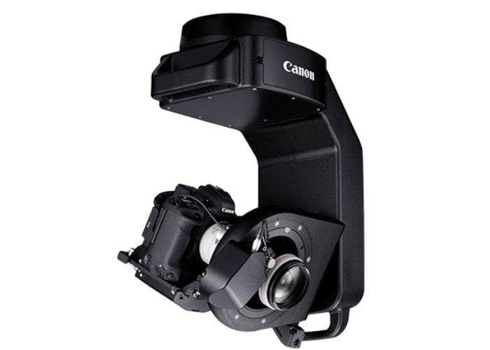 Canon's new robotic system lets you remotely control multiple cameras