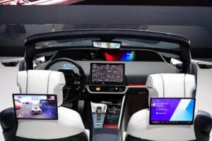 Samsung Digital Cockpit 2020